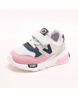 CUTE BABY PINK SPORTS SHOE
